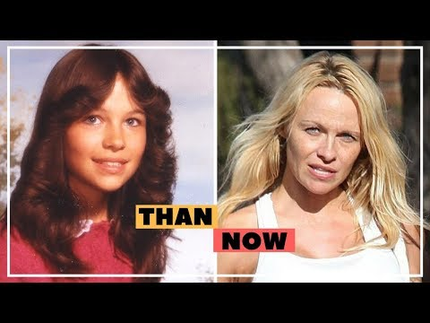 Pamela Anderson | Amazing Transformation from 1 To 50 Years Old