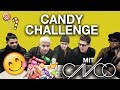 CNCO: Candy Challenge