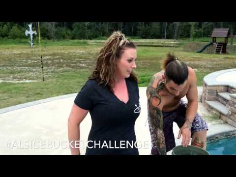 Als Ice Bucket Challenge - Jeff & Beth Hardy (wwe) video