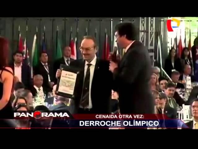 Derroche olímpico: la congresista Cenaida Uribe otra vez en la noticia