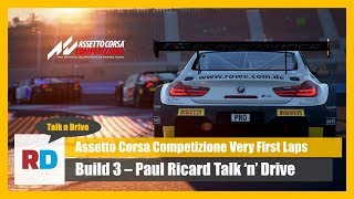 Very First Laps of ACC Release 3 I Talk 'n' Drive