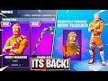 Gingerbread Man Skin COMING BACK! RAREST Skin MERRY MARAUDER Returns to Item Shop! (Fortnite)