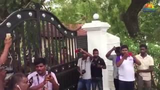 அரசியல் கைதிகளுடன் பல்கலைக்கழக மாணவர்கள் சந்திப்பு