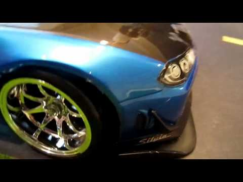 rc custom painted silvia hpi