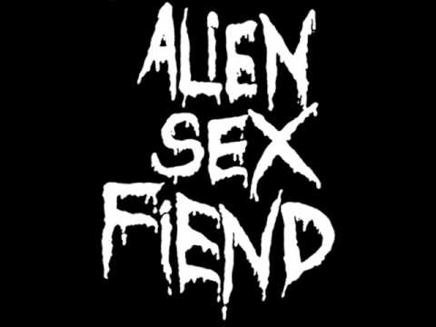 Alien Sex Fiend - In God We Trust (In Cars You Rust?) Video