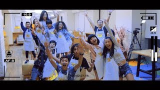 Download Lagu Oh Senangnya (OST. Koki-Koki Cilik) - Koki - Koki Cilik feat. Romaria (Official Music Video) Gratis STAFABAND