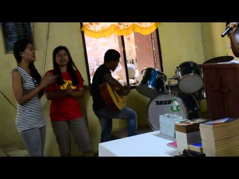 Tagalog Worship video