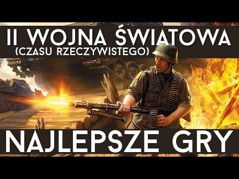 NAJLEPSZE gry RTS osadzone w czasach II wojny światowej [tvgry.pl]