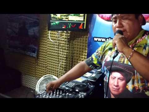 Sonido Angel Blancas dj la cumbia con chiflidos en ritmo latino radio