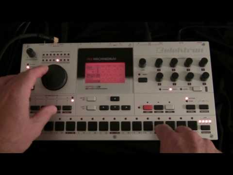 Machinedrum 32 Op FM Synthesis