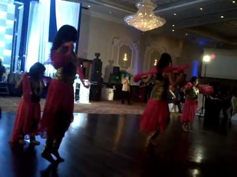 Indian Dance At Wedding video