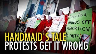 """The Handmaid's Tale"" resembles Islam, not Trump's America"