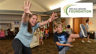 Sno-Isle Libraries Foundation: Investing in the Future of Our Communities