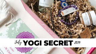 Yogi Secret Review July 2019: Yoga Lifestyle Box