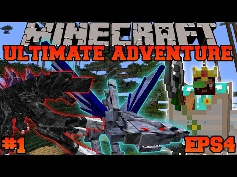 Minecraft: Ultimate Adventure - TAMING A GIRLFRIEND! - EPS4 Ep. 1 - Let
