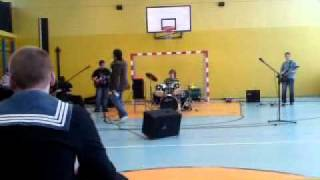 Led Zeppelin - Communication Breakdown Band Cover + Drum Solo at the end