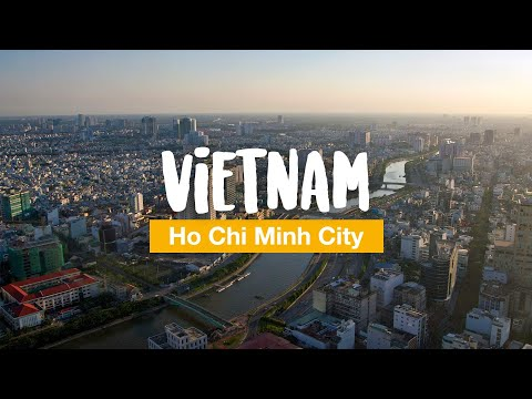 Vietnam trip 2015: Ho Chi Minh City (GoPro Hero3) | Saigon