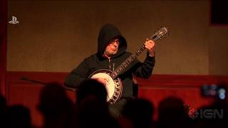 The Last of Us Part 2 Banjo Introduction (Gustavo Alfredo Santaolalla) - E3 2018