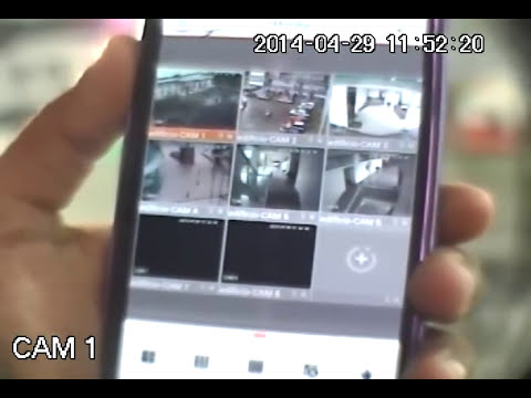 Camaras de Seguridad - Instalación y uso de aplicación para ver camaras de seguridad en el celular