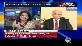 Housing Finance Companies Are Giving An Indication Of 35-40% Growth: Basant Maheshwari