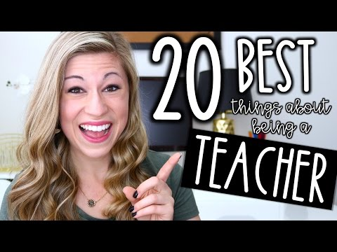 20 Best Things About Being a Teacher | That Teacher Life Ep 63