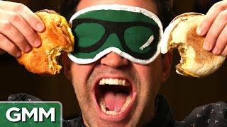 Blind Breakfast Sandwich Taste Test