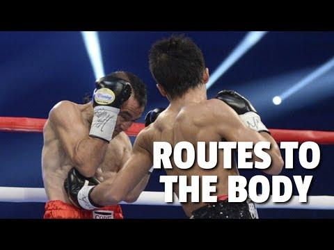 Naoya Inoue: Routes to the Body