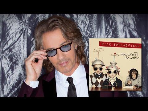 Rick Springfield - New Studio Album!