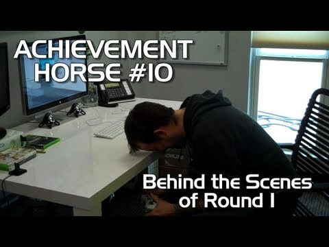 Halo: Reach - Behind the Scenes of Achievement HORSE #10 (Round 1)