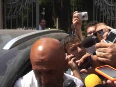 Le dimissioni di mister Luciano Spalletti del 01/09/2009