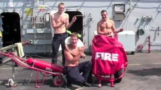 All I Want For Christmas - HMS OCEAN