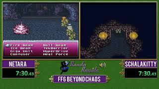 Rando Royale 2018 - Final Fantasy VI Beyond Chaos - Netara vs SchalaKitty