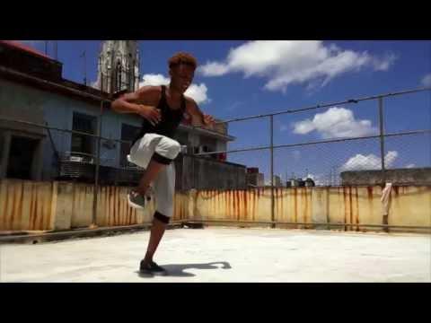 Ernesto, bailarín / Cuba