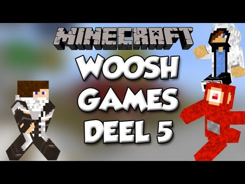Minecraft Woosh Games - Ronald, Dave en Stan - DEEL 5!