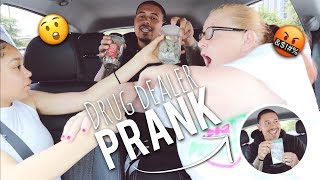 Drug Dealer Prank W/ JessikaThePrankster on Momma Red!!! | MIGHTYDUCK