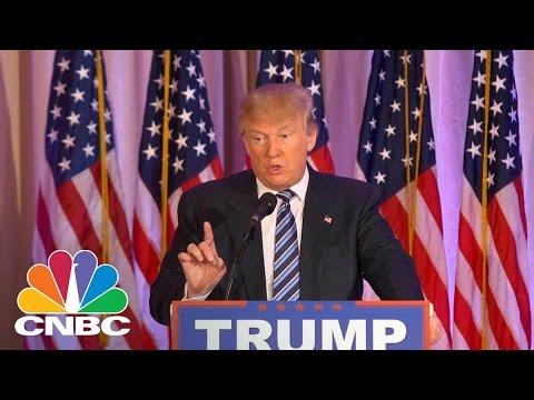 Donald Trump: Debate Should Not Have Moderator   Squawk Box   CNBC