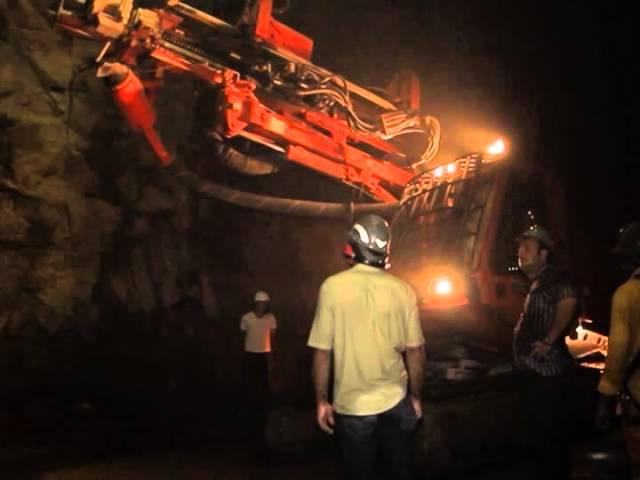 Túnel para transporte de água está com 94% das obras executadas