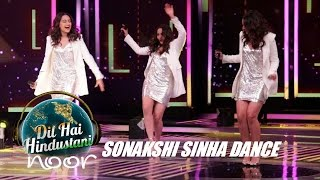 Dil Hai Hindustani: Sonakshi Sinha Hot Dance Performance | Noor Promotion !!