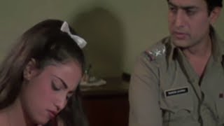 Helpless girl tells her story to a cop - Be Aabroo | Hindi Movie Part 5
