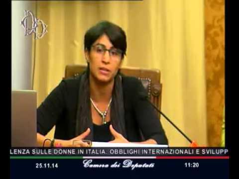 Roma - La violenza sulle donne in Italia (25.11.14)