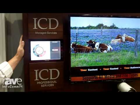 InfoComm 2014: Marshall Furniture and ICD Feature Video Conferencing Unit