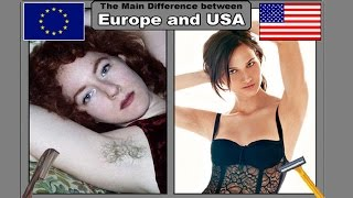 Funny USA VS Europe Main Differences ツ