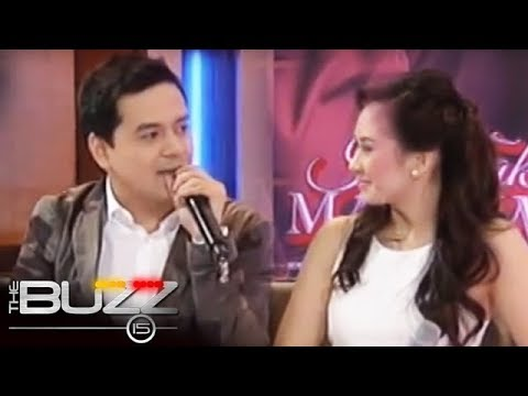 THE BUZZ Exclusive : Sarah & John Lloyd Interview