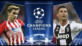 ATLETICO DE MADRID VS JUVENTUS PREDICICON