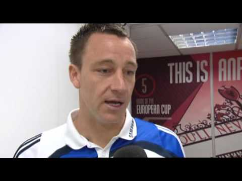 John Terry on Liverpool