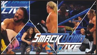 WWE Smackdown Live 30th July 2019 highlights HD   Smackdown live highlights hd 30072019