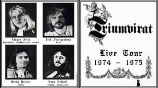 Triumvirat - Live Tour 1974-1975 [Remastered Edition Full Album]