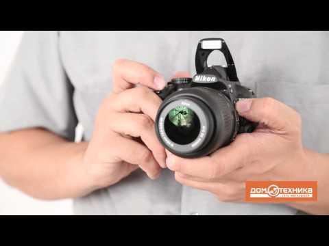 ТехПоддержка. Программа №1.Видеообзор Nikon D3100