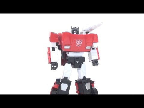 Video Review of the Takara MP-12; Masterpiece Lambor (aka Sideswipe)