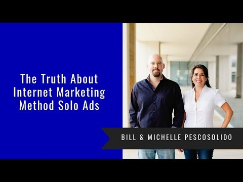 The Truth About Internet Marketing Method Solo Ads